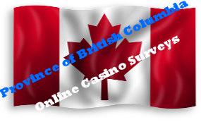 Canadian Surveys of Online Casino in British Columbia