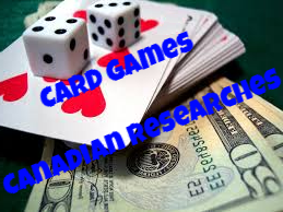 Researches of Online Casino Card Games in Canada