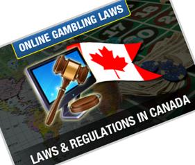 Canadian Territory Regulation of Online Casino
