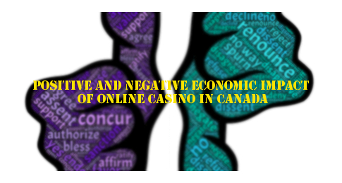 Canadian Online Casino Effect on Economics