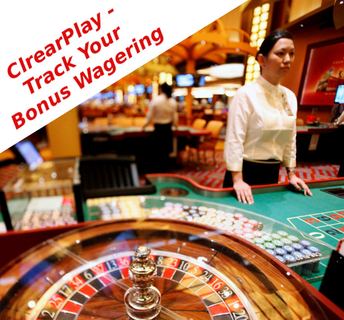 Microgaming ClearPlay Helps to Track Bonus Rollover