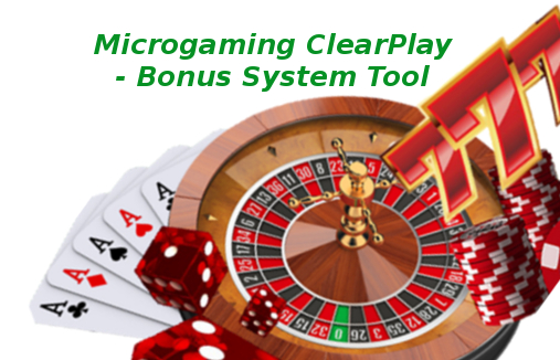 Microgaming Bonus Tool - ClearPlay
