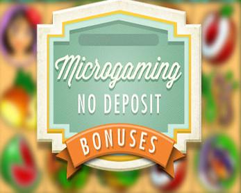 Study of Microgaming Bonus without Deposit